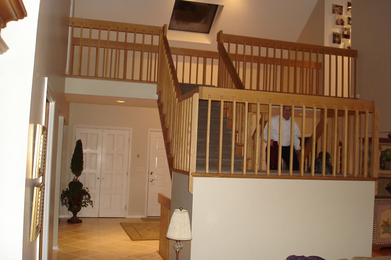 Stairs Project Quot H Quot Cusparian Building And Design